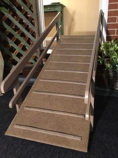 Best Outdoor Patio Ramp In 2020 Patio Steps Patio Wood Patio 400 x 300