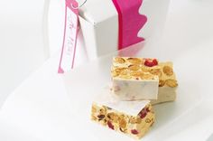 Everyone will love this spectacular nougat - give them to friends as gifts or save them all for yourself.