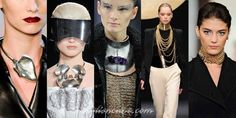 Jewelry for fall 2012