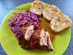 Ale, Pork, Menu, Chicken, Red Peppers, Kale Stir Fry, Menu Board Design, Ale Beer, Pork Chops