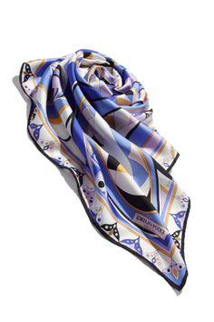 Emilio Pucci scarf