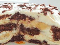 You searched for Netradičná perníková torta - Recepty od babky Bulgarian Desserts, Bulgarian Recipes, Russian Recipes, Sweet Desserts, Easy Desserts, Sweet Recipes, Easy Recipes, Delicious Cake Recipes, Yummy Cakes
