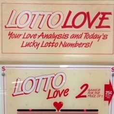 Lotto Numbers, Never Been Loved, In The Flesh, First Love, Cherry Kiss, Weird, Core, Archive, Aesthetics