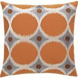 """Suri 18"""" Pillow with Feather-Down Insert"""