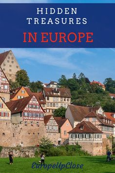Here are our tips to find the true hidden treasures in Europe. Eat at little restaurants, avoid tourist traps and connect with locals. #europe #europetrip #offthebeatenpath