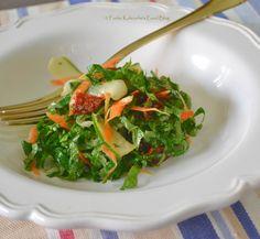 Ugu & Kilishi Salad...