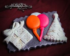 Roman's polymer clay sculptures