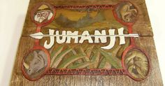 The Jumanji Board Game We've All Waited Nearly 20 Years For Is Finally Here!