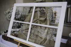 Window At Wedding