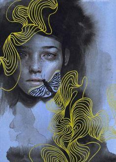 AFA - art for adults.......lately by Tran Nguyen