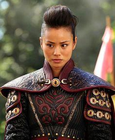 Mulan -Jaime Chung