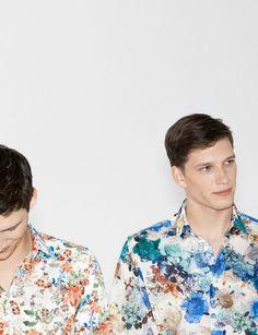 Roch Barbot & Florian Van Bael | Zara Summer 2013 Lookbook