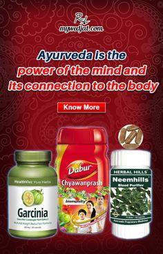 Ayurvedic concept of immune-modulation and healing.