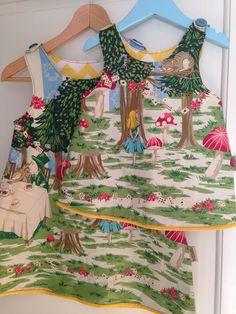 Spencerkjole Alice i eventyrland - til salgs på Epla Alice, Floral Tops, Baby, Kids, Women, Fashion, Toddlers, Moda, Boys