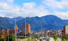 Bogota Skyline - Bogota, Bogota
