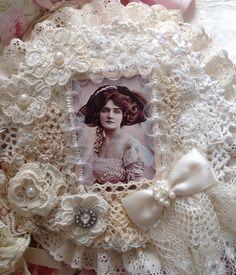 Gorgeous Decorative Shabby Chic Vintage by RibbonsRosesandLace
