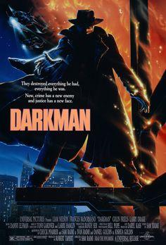 Darkman, 1990
