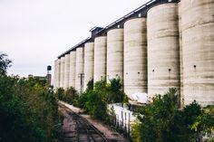 Prairie Material Concrete Factory – OHC 2014
