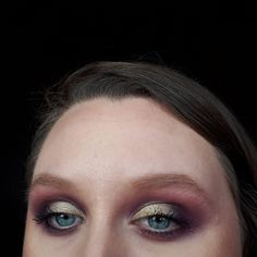This eyeshadow look was inspired by this monster espresso can. A lot of you probably already know that I'm a coffee lover, but if you're ... Makeup Inspiration, Makeup Ideas, Gold Eyeshadow Looks, Spray Foundation, Younique Touch, Makeup Tutorial Step By Step, Lower Lashes, Lip Liner, Bronzer