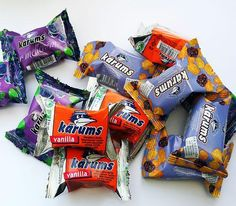 If you ever visit Latvia try these!!!!  Sooo yummyyyyy!!! mmmm :)  you can also find these in some Euro food stores across Canada and USA! ;)
