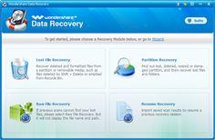 Windows Activator And Loader: Wondershare Data Recovery 5 Crack Keygen Full Vers...