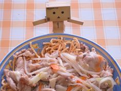 Danboard loves a Chinese dry noodle