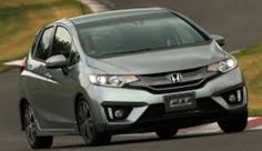 Today's car of the day is the Honda Fit.