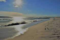 Ponquogue Beach, November 2016 - Hampton Bays - The Hamptons are beautiful in all seasons