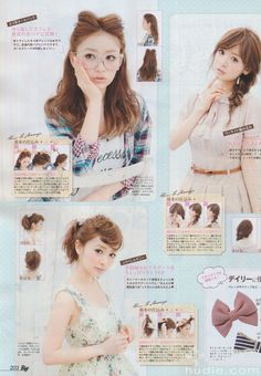 Another daily hairstyle inspiration