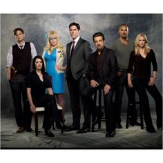 Criminal Minds - The BAU Team