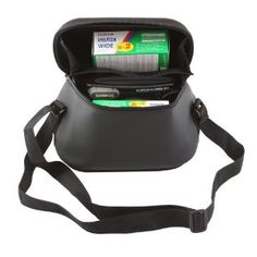 International Supplies Hard Case for the FUJIFILM Instax 210 Wide Film Camera (Black) IS32-STN184
