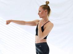 Boxen, stemmen, kreisen: Diese Übungen sorgen für definierte Arme