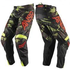Answer Racing Elite LE Camo Mens Off Road Dirt Bike Racing Motocross Pants