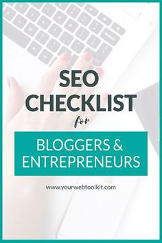 This beginner's guide to SEO breaks down the main SEO strategies for bloggers and entrepreneurs to get organic traffic to your Wordpress website.