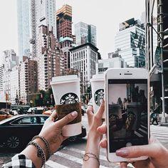 New York e café ☕️
