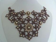 Photos créations du Challenge n°18 - Blog collectif d'activités créatives en dentelles de perles