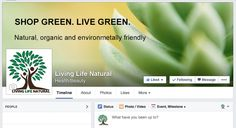 Help us read 100 'Likes'. Check out our #Facebook page to keep up to date with LivingLifeNatural.com.