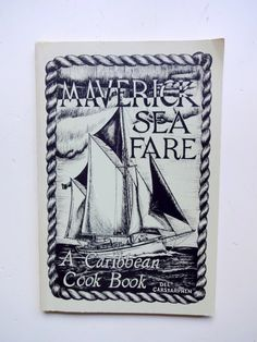 Vintage Maverick Sea Fare Caribbean Cookbook by WylieOwlVintage