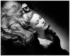 Veronica Lake, 1941 (photo by George Hurrell )