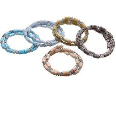 s eye glass / steel memory wire / silver-coated plastic, mixed colors, wide, 7 inches. Sold per pkg of Memory Wire Bracelets, Beaded Bracelets, String Bracelets, Diy Brass Knuckles, Toe Rings, Polymer Clay Earrings, Fashion Bracelets, Jewelry Making, Diy Jewelry