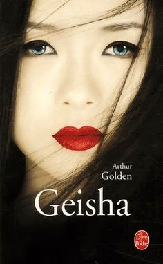 """Lecture commune autour du livre """"Geisha"""" 1 livre, 4 avis, 4 chroniqueurs"""