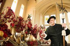 Stirling Castle, Scotland, Journey, Holiday Decor, Model, Christmas, Xmas, Scale Model, Navidad