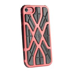 Designed to match the exact color of the #iPod Touch 5th generation, the G-Form XTREME Pink #iPod Touch Case for Apple iPod Touch 5G is peace of mind for your portable device. Just $35.00