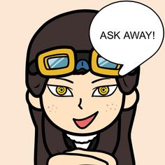 Hello my name is Grace Plane. I have a few stories to tell. You can ask we questions and I will try to answer as soon as possible. ( This is a character I just came up with while playing with the FaceQ app. I my write some stories with her but I want to see how people like her design and I want to come up with some backstory)