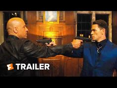 Fast and Furious 9 Official Trailer Soon.fan made. Hd Trailers, Latest Movie Trailers, Latest Movies, Paul Walker Dead, Hollywood Action Movies, Hollywood Actresses, Movie Fast And Furious, Dominic Toretto, Coming To Theaters