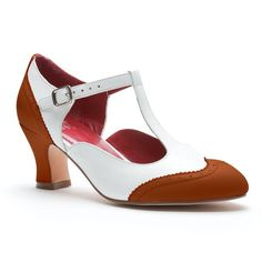 "American Duchess ""23 Skidoo"" shoes."