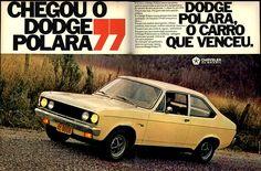 1977 Dodge 1800 Polara - Brasil