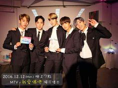 B.A.P on Idols of Asia