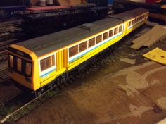 Class 143 Pacer, well why not, only cost £15, great runner. Acquired 06/09/15 @ Medway MRE