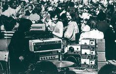 """panpots:  Silver Apples gear pile… (via SoundOnSound)   """